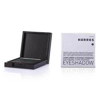 Korres Sunflower & Evening Primrose Eye Shadow - # 49 Cypress Green  1.8g/0.06oz