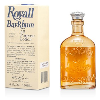 Royall FragrancesRoyall BayRhum Loci�n Vap Multiusos 120ml/4oz