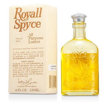 Royall Fragrances Royall Spyce Loci�n Vap. Multiusos  120ml/4oz