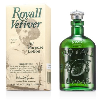 Royall Fragrances Royall Vetiver All Purpose Lotion Spray  120ml/4oz