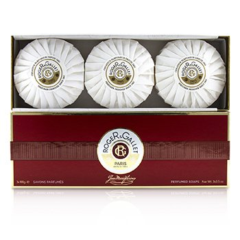 Roger & GalletJean Marie Farina Perfumed Soap Coffret 3x100g/3.5oz