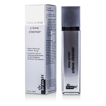 Dr. BrandtTime Arrest Creme Cleanser 110ml/3.7oz