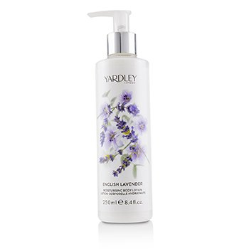 Yardley English Lavender Moisturising Body Lotion 250ml/8.4oz