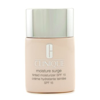 Clinique Moisture Surge Tinted Moisturizer SPF 15 # 01 (VF-N)  30ml/1oz