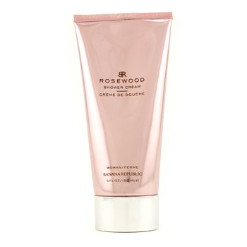 Banana Republic Rosewood Shower Cream (Unboxed)  150ml/5oz