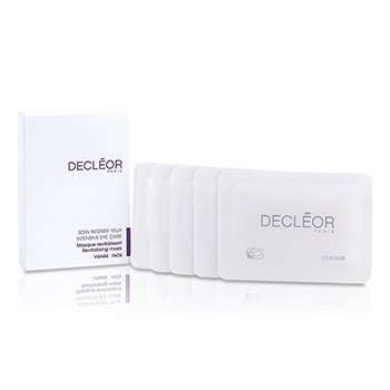 DecleorIntensive Eye Care Revitalising Mask (Salon Product) 5x2patches