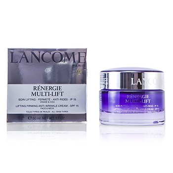 LancomeRenergie Multi-Lift Lifting Firming Anti-Wrinkle Cream SPF 15 (For All Skin Types) 50ml/1.7oz