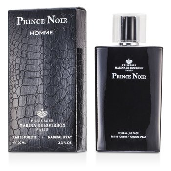 Princess Marina de BourbonPrince Noir Agua de Colonia Vap. 100ml/3.3oz
