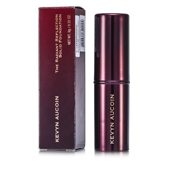 Kevyn Aucoin The Radiant Reflection Solid Foundation - # 02 Amber (Cream Shade For Light Complexions)  9g/0.32oz