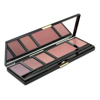 Kevyn Aucoin The Lip & Cheek Palette (3x Lipgloss, 1x Cream Blush, 1x Lipstick) - # Mauves  -