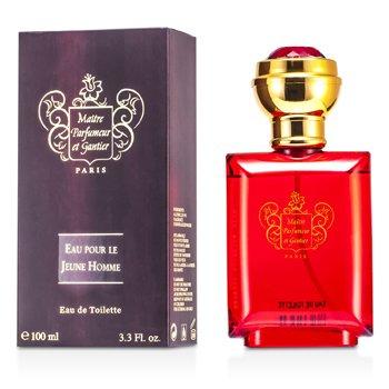 Maitre Parfumeur et Gantier Eau Pour Le Jeune Homme Eau De Toilette Spray  100ml/3.3oz