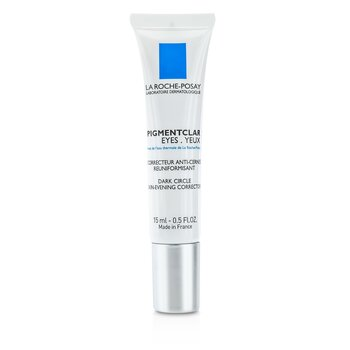 La Roche PosayPigmentclar Eyes Dark Circle Skin-Evening Corrector - For Sensitive Eyes 15ml/0.51oz