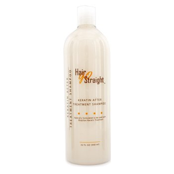 Hair Go Straight Keratin After Treatment Shampoo  948ml/32oz