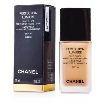 ChanelPerfection Lumiere Long Wear Flawless Fluid Make Up SPF 1030ml/1oz