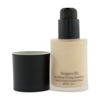 Giorgio Armani Designer Lift Smoothing Firming Foundation SPF20 - # 6  30ml/1oz