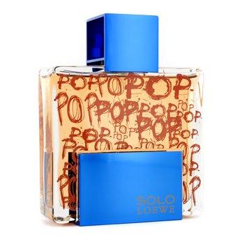 Loewe Solo Loewe Pop Eau De Toilette Spray  125ml/4.3oz