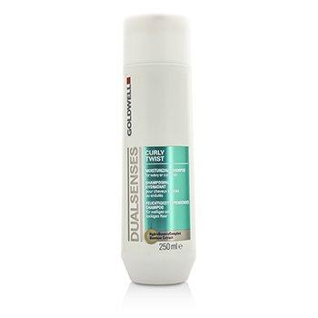 Goldwell Dual Senses Curly Twist Moisturizing Shampoo (For Wavy or Curly Hair)  250ml/8.4oz