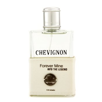 Chevignon Forever Mine Into The Legend for Women Eau De Toilette Spray  50ml/1.66oz