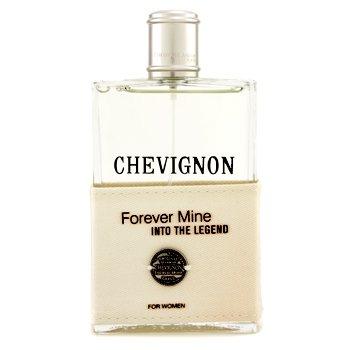 ChevignonForever Mine Into The Legend for Women Eau De Toilette Spray 100ml/3.33oz