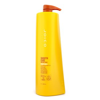 Joico Smooth Cure Conditioner (For Curly/ Frizzy/ Coarse Hair)  1000ml/33.8oz