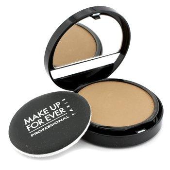 Make Up For Ever Velvet Finish Compact Powder – #10 (Suntan Beige) 10g/0.35oz