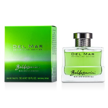 Baldessarini Del Mar Seychelles Eau De Toilette Spray (Limited Edition) 50ml/1.7oz