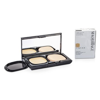 Shiseido Maquillage Treatment Lasting Compact UV Foundation SPF24 w/ Black Case - # BO 10  12g/0.4oz