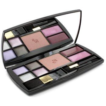 Voyage D'un Soir Make Up Palette: 1x Blush, 4x Eye Shadow, 1x Lip Color, 1x Lip Gloss, 3x Applicator-