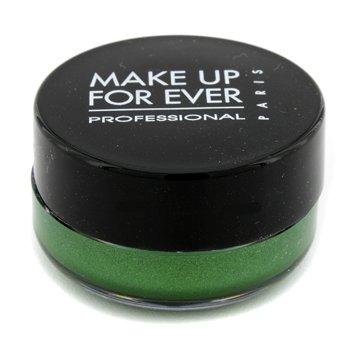 Make Up For Ever Aqua Cream Waterproof Color Cremoso Ojos - #22 (Emerald Green)  6g/0.21oz
