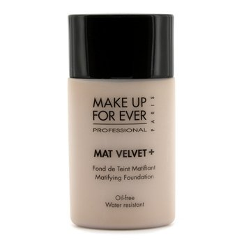 Make Up For Ever Mat Velvet + Matifying Foundation – #50 (Sand) 30ml/1.01oz