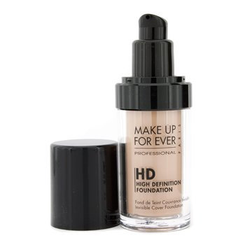 Make Up For EverHigh Definition Base Maquillaje - #130 (Warm Ivory) 30ml/1.01oz