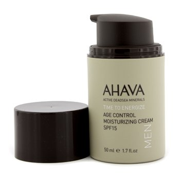 Ahava Time To Energize Age Control Moisturizing Cream SPF 15  50ml/1.7oz