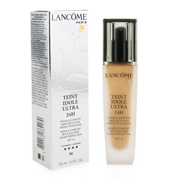 Lancome Teint idole Ultra 24H Komfortn� make-up s dlhotrvaj�cim efektom SPF 15 – 06 Beige Canelle  30ml/1oz