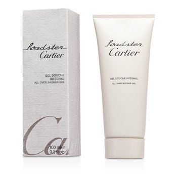Cartier Roadster All Over Shower Gel  100ml/3.3oz