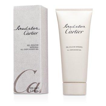 CartierRoadster All Over Shower Gel 100ml/3.3oz