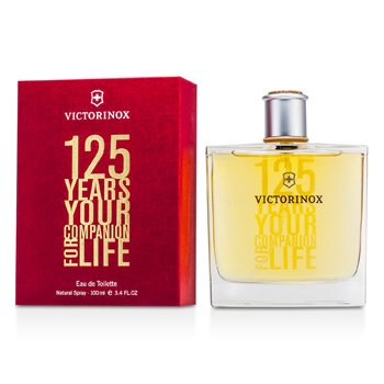 VictorinoxVictorinox 125 Years Eau De Toilette Spray 100ml/3.4oz