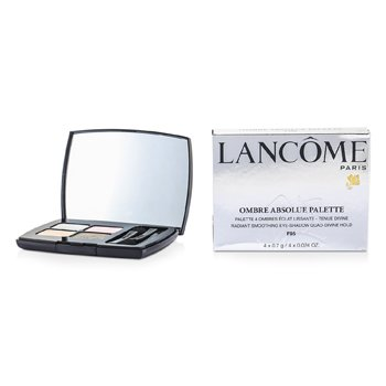 Lancome Ombre Absolue Palette Radiant Smoothing Eye Shadow Quad - # F95 Baby Romance (Limited Edition)  4x0.7g/0.024oz