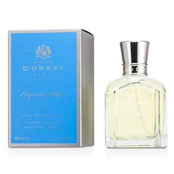 Parfums D'Orsay Etiquette Bleue Eau De Toilette Spray  100ml/3.4oz