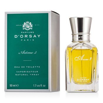 Parfums D'Orsay Arome 3 Eau De Toilette Spray  50ml/1.7oz