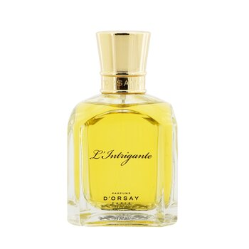 Parfums D'Orsay L'Intrigante Eau De Parfum Spray  100ml/3.4oz