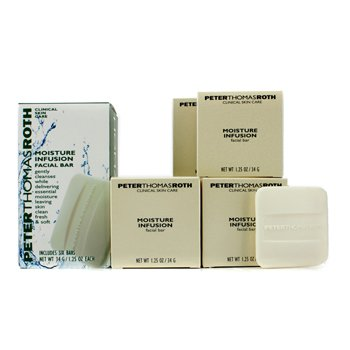 Peter Thomas RothMoisture Infusion Facial Bar 6x34g/1.25oz