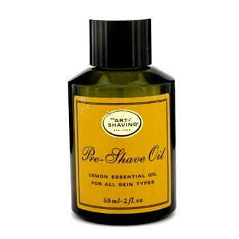 The Art Of Shaving Pre Shave Oil - Aceite de Lim�n Esencial (Todo tipo de piel, Sin Embalaje)  60ml/2oz