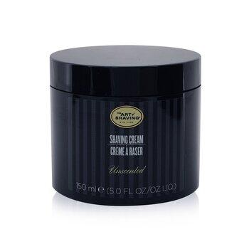 The Art Of Shaving Shaving Cream - Unscented (For Sensitive Skin, Unboxed)  150ml/5oz