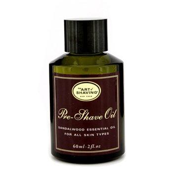 The Art Of ShavingPre Shave Oil - Aceite Esencial de S�ndalo (Sin Embalaje) 60ml/2oz