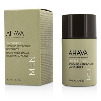 Time To Energize Soothing After-Shave Moisturizer Ahava Time To Energize Soothing After-Shave Moisturizer 50ml/1.7oz