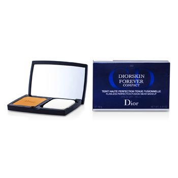 Christian Dior Diorskin Forever Compact Flawless Perfection Fusion Wear Maquillaje SPF 25 - #050 Dark Beige  10g/0.35oz