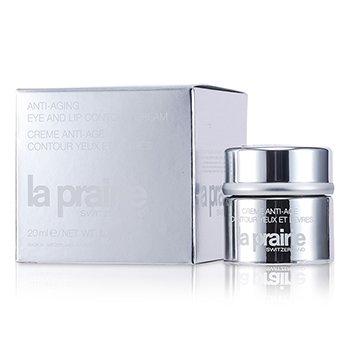 La Prairie Crema Anti Envejecimiento Contorno de Ojos & Labios  20ml/0.68oz