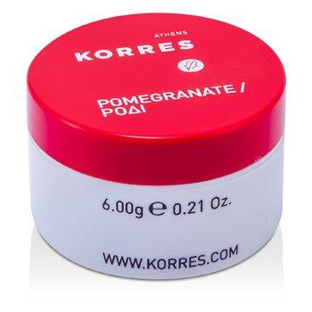 Korres Lip Butter Pomegranate Unboxed 6g021oz