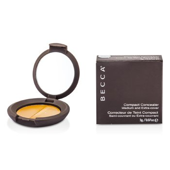 Becca Compact Concealer Medium & Extra Cover - # Brioche  3g/0.07oz