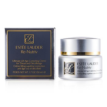Estee LauderRe-Nutriv Ultimate Lift Age-Correcting Creme for Throat and Decollectage 50ml/1.7oz